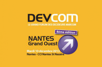 Open-linking au Salon DEVcom de Nantes