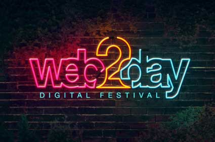 Participation au Web2Day