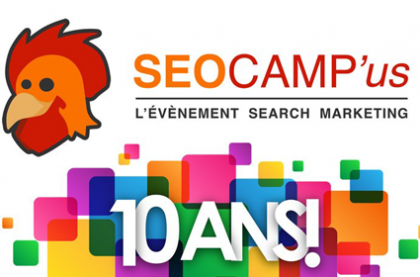 Open Linking au SEO Camp'us, le 22 Mars à Paris